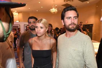 Sofia Richie Assumes Step-Mom Duties With Scott Disick & Kourtney Kardashian's Kids
