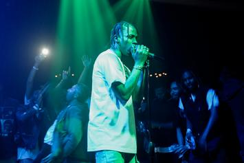 """Here Are Travi$ Scott's First Week Sales For """"Rodeo"""""""