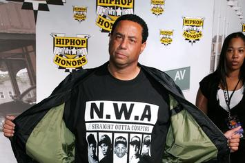 DJ Yella Says He Was The Only Member Of N.W.A. To Attend Eazy-E's Funeral