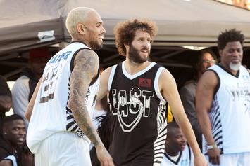 """Top Tracks: Lil Dicky & Chris Brown's """"Freaky Friday"""" Scores Big"""