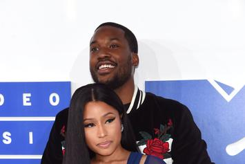 Meek Mill & Nicki Minaj Blow $40,000 At The Strip Club
