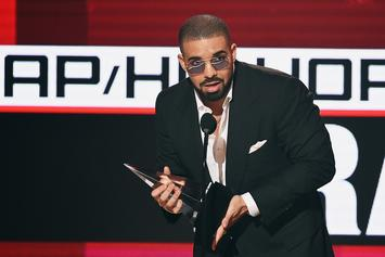 """Drake's """"God's Plan"""" Spends Eighth Consecutive Week Atop Billboard Hot 100"""
