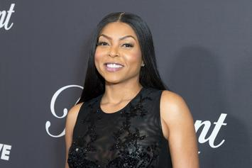 Empire's Taraji P. Henson Hospitalized