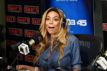 "Wendy Williams Returns To Her Show; Calls Fetty Wap's Kids ""Hood Twins"""