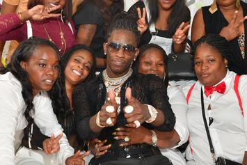 "Young Thug Calls For ""War, Rage, Chaos"" In Baltimore"