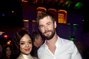 "Tessa Thompson Joins Chris Hemsworth In ""Men In Black"" Reboot: Report"