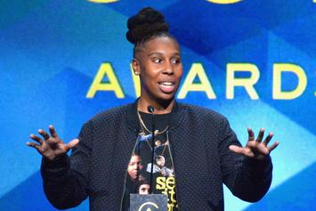 "Lena Waithe Discusses Aziz Ansari, Historic Emmy Win In New ""Vanity Fair"" Piece"