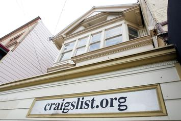 Craigslist Removes Personals Section Following Stop Enabling Sex Traffickers Act