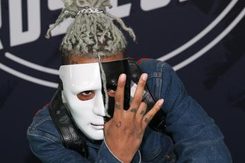 "XXXTENTACION's ""SAD!"" Is His First Top 10 Single On Billboard Hot 100"