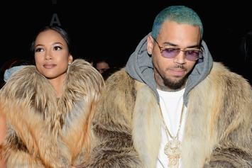 Is Chris Brown's Deleted Post About Karrueche?
