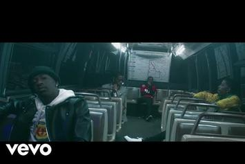 """Rich Homie Quan Takes A Trippy Bus Ride In The Video For """"34"""""""