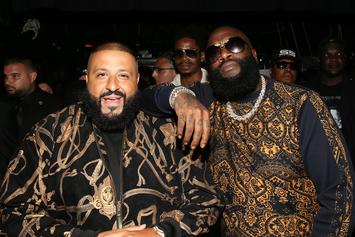"Rick Ross' ""Port Of Miami 2"" Coming Soon According To DJ Khaled"
