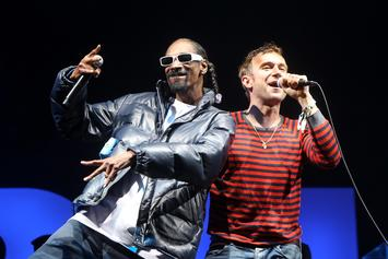 "Gorillaz Perform New Snoop Dogg-Featured Song ""Hollywood"""