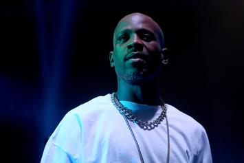 DMX Reportedly Has To Pay Up $2.3 Million Once Being Released From Prison