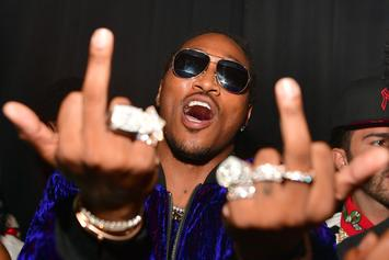 """Top Tracks: Future's """"Absolutely Going Brazy"""" At #1"""