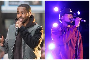 Big Sean & Chance The Rapper Have Officially Hit The Studio