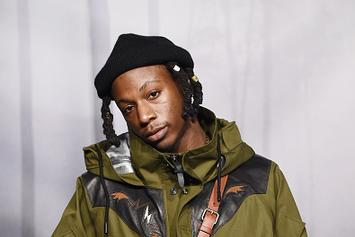 Joey Bada$$ & Pony Debut First Sneaker & Apparel Collaboration