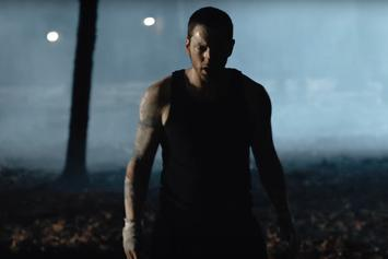 "Eminem Returns To His Cold-Blooded Roots In ""Framed"""