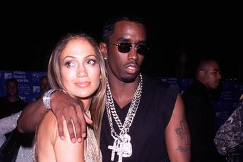 """Diddy Says Jennifer Lopez's Booty Will """"Go Down In History"""""""