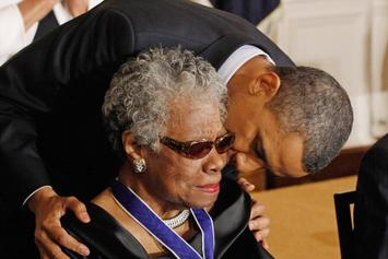 Maya Angelou Honored By Google Doodle On Her 90th Birthday