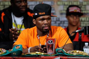 50 Cent Upset About GGG-Canelo Fight Cancellation, Offers Opinion On First Fight
