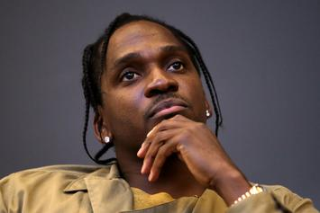 "Pusha T Says ""Cruel Winter"" Album Could Have Happened"