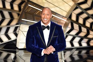 """Dwayne Johnson Says Talks About Running For President Could Get Him In """"Trouble"""""""