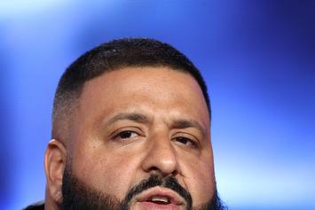 "DJ Khaled On ""Suffering From Success"" And Potentially Signing Vado"
