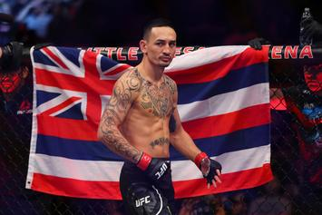 Max Holloway Withdraws From UFC 223 Main Event Vs. Nurmagomedov
