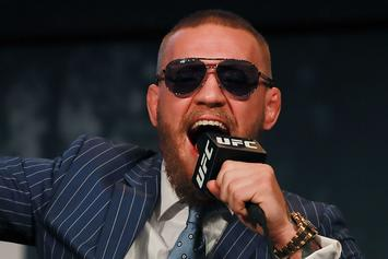 Conor McGregor Led Out Of Police Station In Cuffs, Mugshot Released