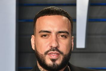 Man Arrested In Connection With Shooting Outside French Montana's Tour Bus
