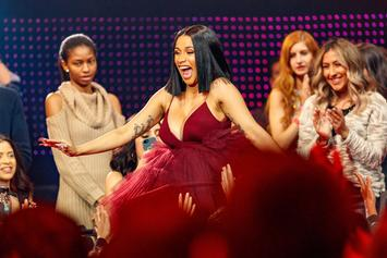 "Cardi B's Sister Hennessy Pens Heartfelt Post: ""Your Pregnancy Is Mines"""
