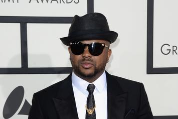 "The-Dream Delays ""IV Play"" & Releases Two Cover Arts"