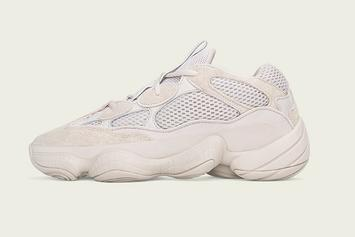 """""""Blush"""" Adidas Yeezy 500 To Release This Weekend"""