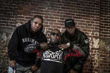 "Treach Of Naughty By Nature Says That Vin Rock Is ""Fired"" From The Group [Update: Vin Responds]"