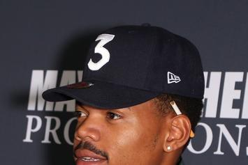 "Chance The Rapper Explains How Taking Acid Affected ""Acid Rap"""