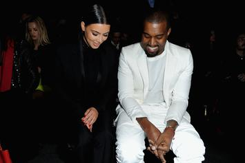 Kim Kardashian Reportedly Planning To Take Baby On Tour With Kanye West