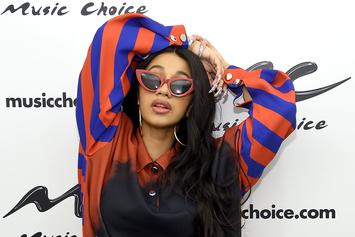 Cardi B Causes Madness On The Streets Of NY