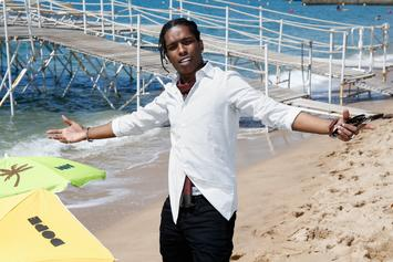 """A$AP Rocky Dubs His New Project An """"Amazing Fu*king Album"""""""