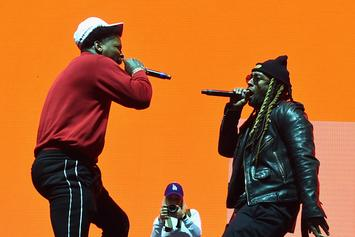 YG Celebrates 10-Year Friendship With Ty Dolla $ign On His Birthday