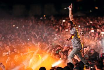"""Travis Scott Previews New Track Ahead Of """"Astroworld"""""""