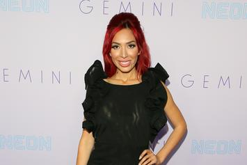 Farrah Abraham Lets Nine-Year-Old Daughter Watch Her Get Butt Injections