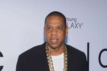"Jay Z's ""Holy Grail"" Reaches Platinum"