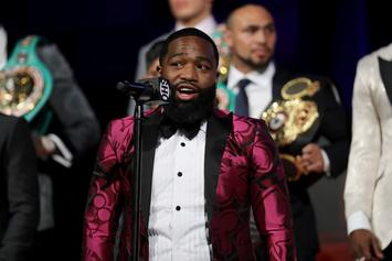 """Adrien Broner Claps Back At 6ix9ine After Being Called A """"Clown"""""""