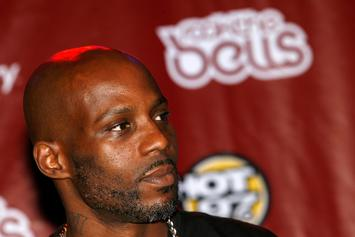 DMX Is Apparently Down To His Last $50