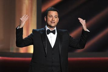 Jimmy Kimmel Drags Sean Hannity For Working With Michael Cohen