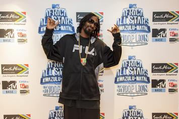 """Snoop Dogg Changes Name To """"Snoopzilla"""" For New Funk Album"""