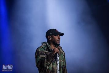 Kendrick Lamar Shares Vision He Had Of Tupac When He Was 21