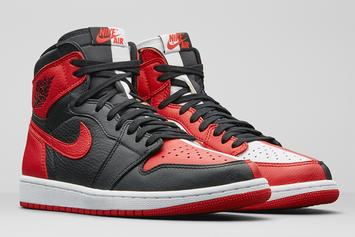 """Air Jordan 1 """"Homage To Home"""" Limited To 2,300 Pairs"""