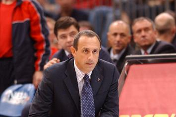 Spurs' Ettore Messina To Coach In Place Of Gregg Popovich Tonight